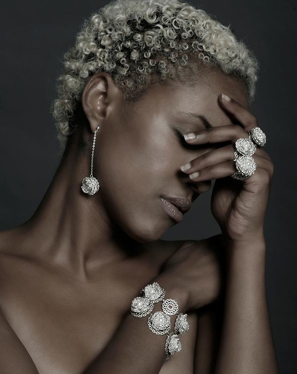 crochet necklace jewelry