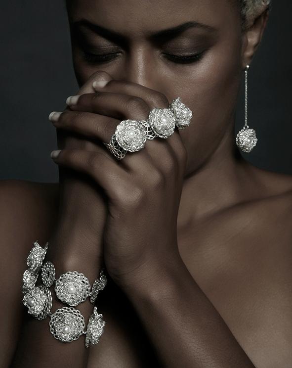 crochet ring jewelry