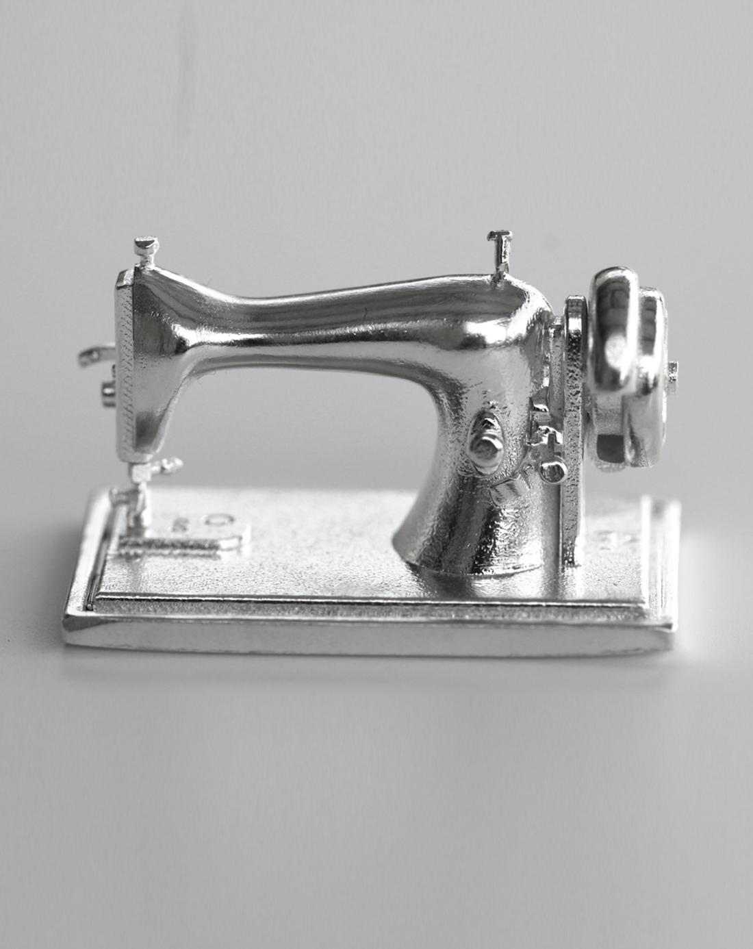 sewing machine 3d art